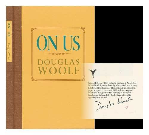 On Us: Woolf, Douglas