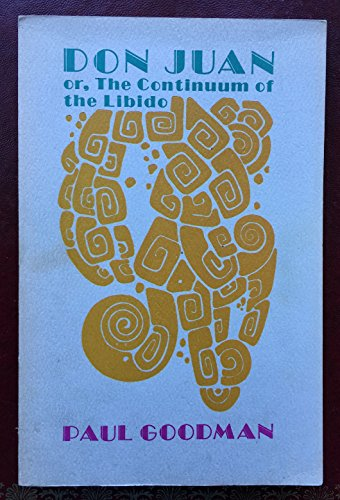 9780876854211: Don Juan: Or, the Continuum of the Libido