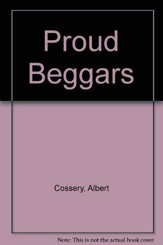 proud beggars cossery albert cushing thomas w waters alyson