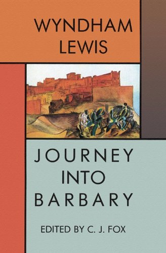 Journey Into Barbary: Lewis, Wyndham