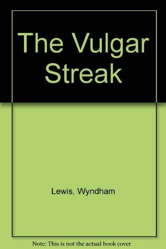 9780876856307: The Vulgar Streak