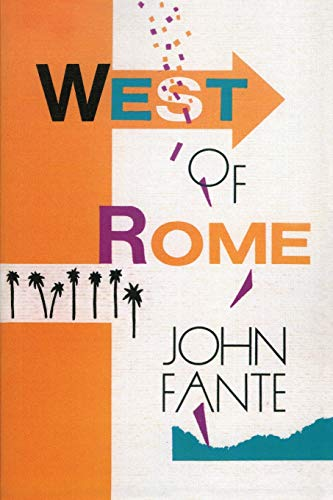 9780876856772: West of Rome: Two Novellas