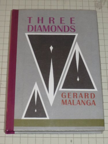 Three Diamonds (Signed): Malanga, Gerard