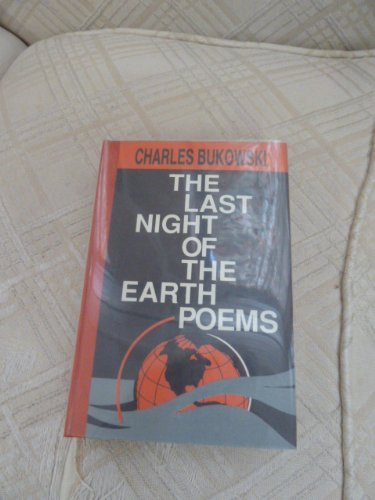9780876858653: Last Night of the Earth Poems