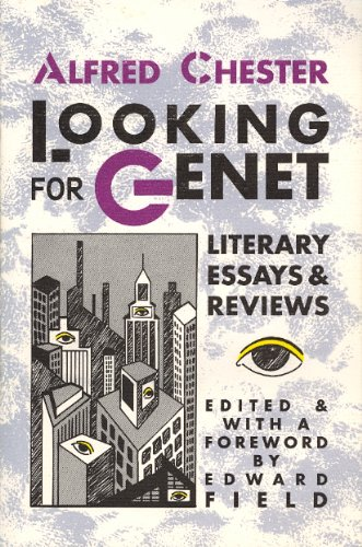 9780876858738: Looking for Genet: Literary Essays and Reviews