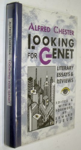 9780876858745: Looking for Genet: Literary Essays and Reviews