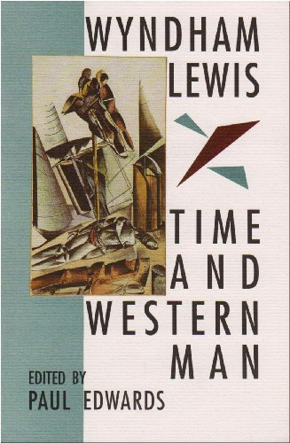 9780876858790: Time and Western Man