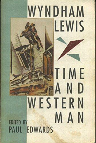 Time and Western Man: Wyndham Lewis, Paul Edwards