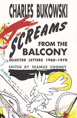 9780876859148: Screams from the Balcony (Letters vol. 1): 1960-1970