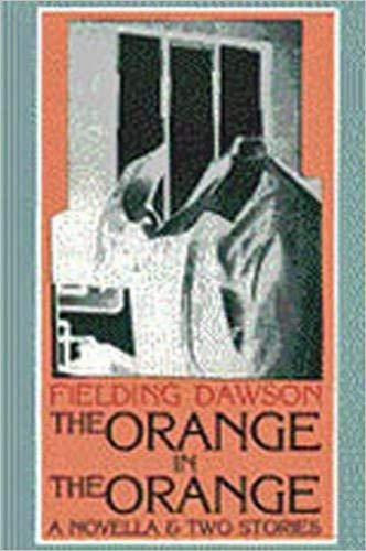 Orange In The Orange: Dawson, Fielding