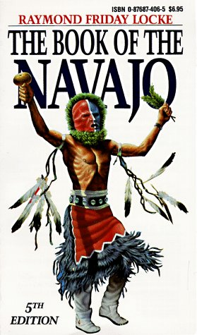 9780876874066: Book of the Navajo
