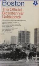 Boston the Official Bicentennial Guide