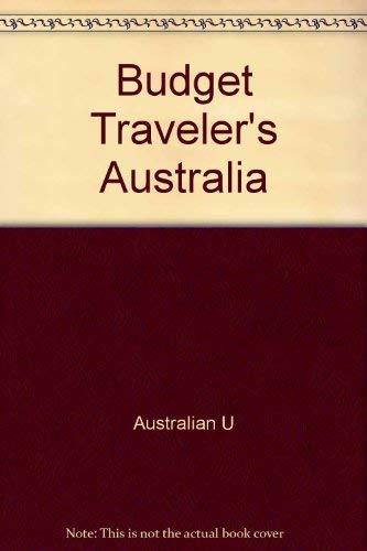 9780876903537: Budget Traveler's Australia