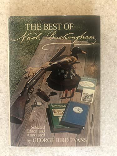 9780876911037: The Best of Nash Buckingham