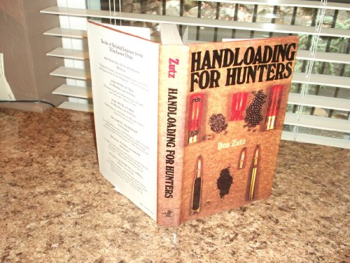 9780876912348: Handloading for Hunters