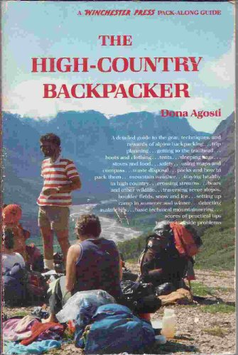 The High-Country Backpacker: Agosti, Dona