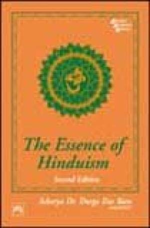 Essence of Hinduism (9780876925874) by Durga Das Basu