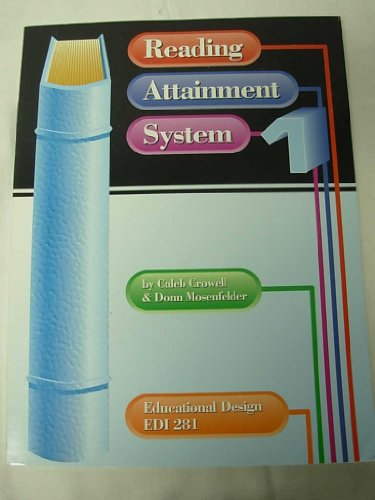 9780876940501: Reading Attainment System/Book 1/With Teacher's Guide and Answer Key