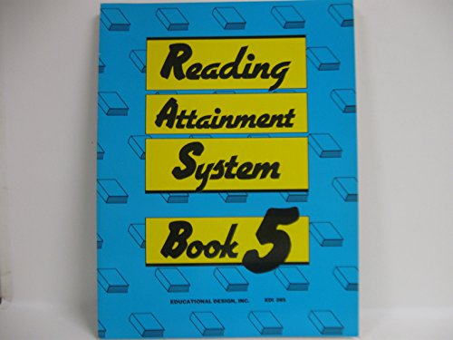 Reading Attainment System/Book 5/Reading Level 4.5-5.0