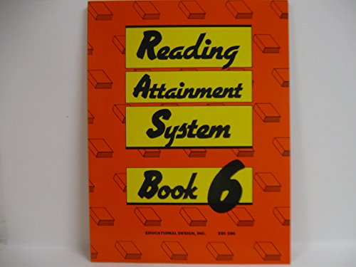 9780876940556: Reading Attainment System/Book 6/Reading Level 5.0-5.5