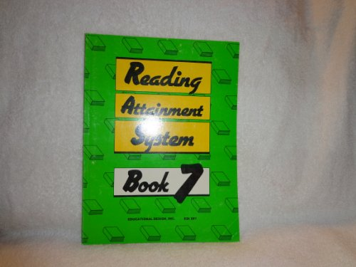 Reading Attainment System/Book 7/Reading Level 5.5-5.8