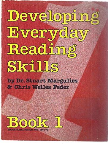 9780876941782: Developing Everyday Reading Skills, Book 1