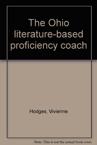 9780876947678: The Ohio literature-based proficiency coach