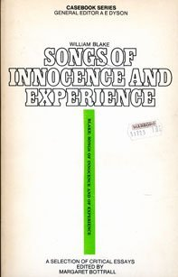 9780876950371: William Blake: Songs of Innocence and Experience;: A Casebook (Casebook Series)