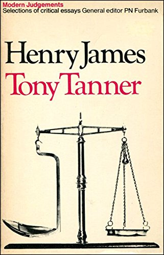 Henry James: Modern Judgments