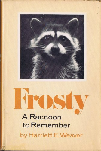 9780877010418: Frosty: A Raccoon to Remember