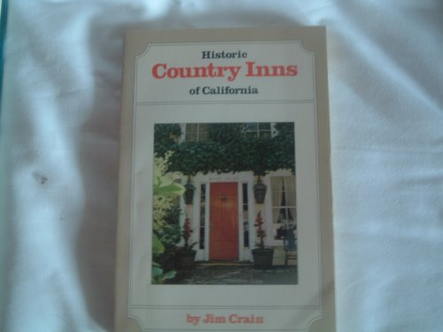 9780877010883: Historic country inns of California