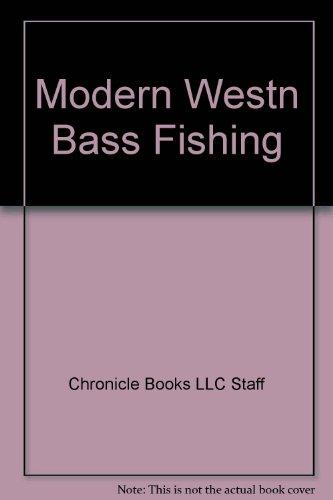 9780877011101: Chuck Garrison's Modern Western Bass Fishing