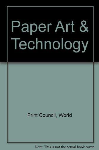 9780877011620: Paper Art & Technology