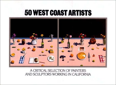 9780877012399: 50 West Coast Artists