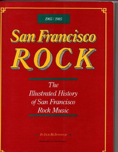 9780877012863: San Francisco Rock