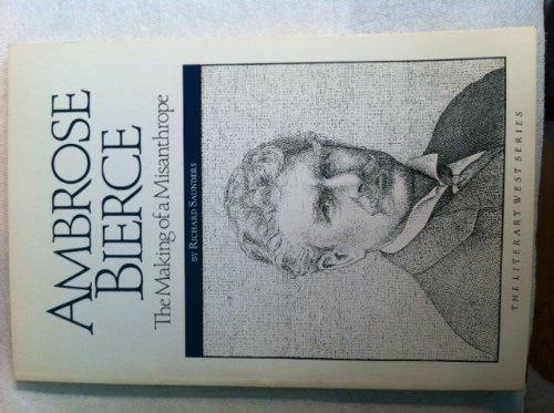 Ambrose Bierce (Literary West Series): Richard Saunders