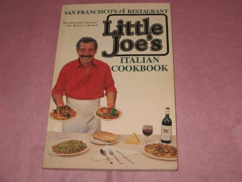 9780877013563: Little Joe's Italian Cookbook