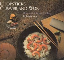 9780877014218: Chopsticks, Cleaver & Wok
