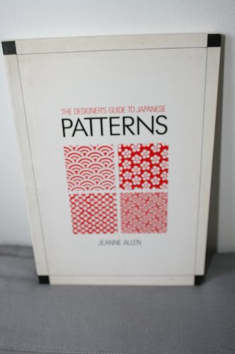 9780877014829: Designers Guide to Japanese Patterns 1