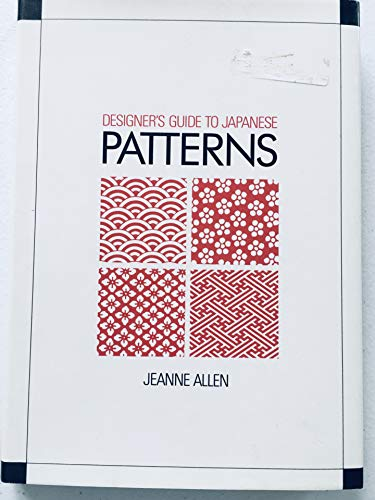 9780877014935: Designer's Guide to Japanese Patterns