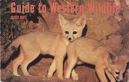 9780877015048: Gde to Western Wildlife