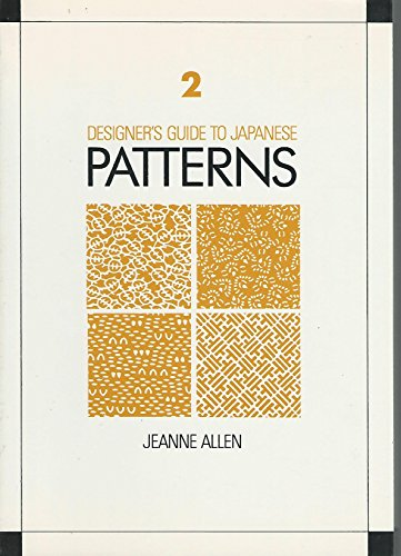 9780877015437: Designer's Guide to Japanese Patterns, 2