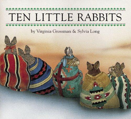 9780877015529: Ten Little Rabbits