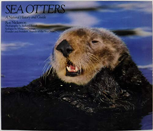 9780877015673: Sea Otters: A Natural History and Guide