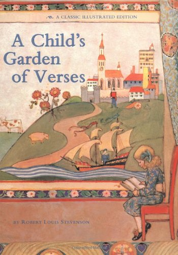9780877016083: CHILD'S GARDEN OF VERSES GEB