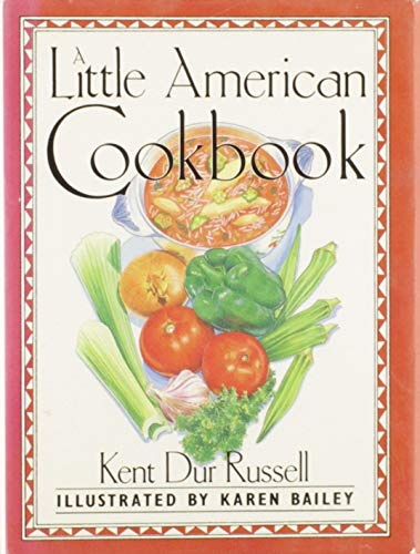 9780877016137: Little American Cookbook