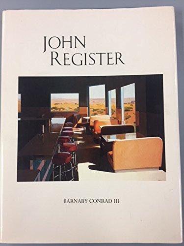 John Register: Barnaby Conrad III