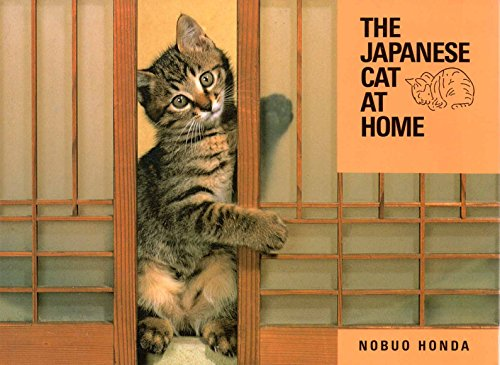 9780877017042: Japanese Cat at Home