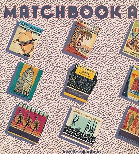 9780877017325: Matchbook Art