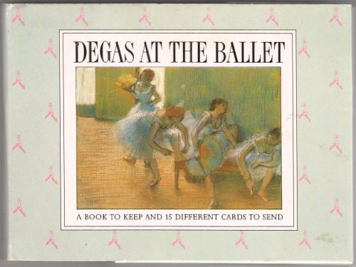 9780877017769: Postbox Degas at the Ballet (Postbox Collections)